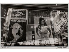 Louis Faurer The Best Little Whorehouse 1981 Louis Faurer, Edward Steichen, Visit Chicago, Robert Frank, William Eggleston, Out Of Focus, Museum Of Modern Art, Candid, Street Photography