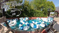 Caneva World 2019 Lazy River 360° VR Onslide Lazy, Channel, Music Clips, Vr, World, The World