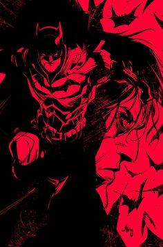 TheBatman by JohnTimms on DeviantArt Batman Fan Art, Red Batman, Batman Artwork, Batman Comic Art, Wallpaper Animes, Batman Wallpaper, Animes Wallpapers, Dc Comics Art, Marvel Comics
