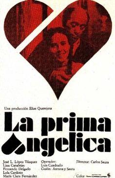 """""""La prima Angélica"""", drama film by Carlos Saura (Spain, 1973)"""