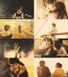 """titanic. """"he saved me in every way a person can be saved."""""""