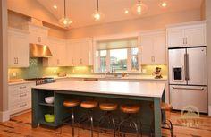 Love this kitchen. Brookdale Drive #Bozeman Real Estate #TaunyaFagan #BozemanRealEstate