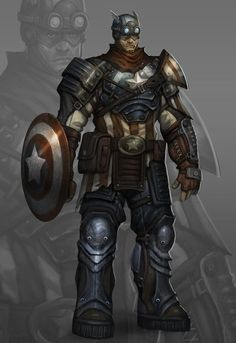 Our Favorite Heroes and Villains Get a STEAMPUNK MAKEOVER! | moviepilot.com