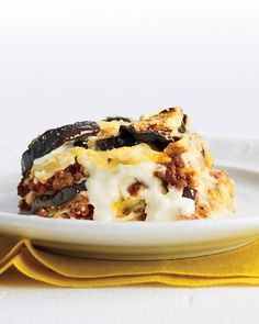 Rich Beef and Eggplant Lasagna    http://www.marthastewart.com/332319/rich-beef-and-eggplant-lasagna?czone=food/produce-guide-cnt/summer-produce-recipes=276955=274258=284983