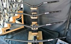 Sea Otter 2015: New Bars and Stems from ENVE | Singletracks Mountain Bike News