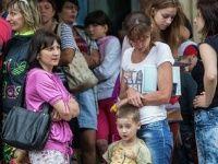 В Бердянске снова начало расти количество беженцев