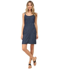 Calvin Klein Jeans Calvin Klein Jeans  Spaghetti Strap Denim Dress Over Dye Womens Dress for 47.99 at Im in!