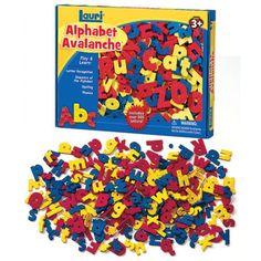 Alphabet Avalanche