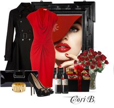 """Valentine's Day - Classy"" by cori-black on Polyvore"