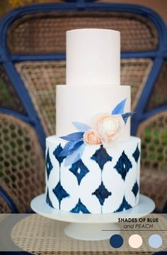13 Wedding Cakes that Wow!