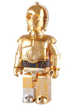 MEDICOM TOY - KUBRICK 400% C-3PO(TM)