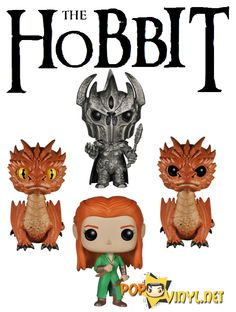 The Hobbit Funko POP Vinyls Incl Sauron And Smaug OMG!!!!!!!!!!!!!