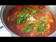 Easy Potatoes and Sausages Dish- (CC Eng) Sausages, Potatoes, Dishes, Make It Yourself, Cooking, Ethnic Recipes, Easy, Youtube, Food