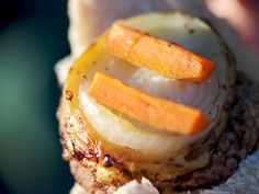 » Mini Beach Burgers: Mini-burgers or sliders are all the rage, but these burgers bring back memories of long-ago Girl Guides' camping trips. Vary herbs to your preference. Recipe courtesy Gwen Wells.