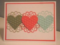 No Pink No Red No Problem by jkelliot - Cards and Paper Crafts at Splitcoaststampers