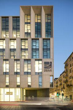 Nuovi Uffici Reale Group, Turin, 2016 - Iotti + Pavarani Architetti