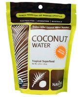 Navitas Naturals Coconut Water Powder Organic natural sports drink