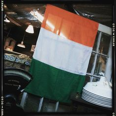 #pscodailydiscount  Instagram daily discount : Irish flag?  In reverse maybe  but this is the Ivory Coast's flag!  But will your friends really know if you hang it the other way  give 'em a whiskey or two  and don't say a word about it? I don't think so. $20 today.  Approx 3' x 5'. #flag #ivorycoast #ireland #irishflag