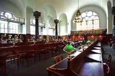 Christoph Seelbach: Kopenhagen, Dänemark, Königliche Bibliothek