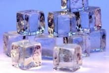 No matter how it is shaped, packaged ice is food according to the U.S. Food and Drug Administration.