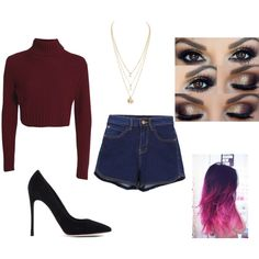 Untitled #3 by abby-ang on Polyvore featuring polyvore, fashion, style and Gianvito Rossi