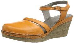 Manitu 920191 Damen Slingback Sandalen mit Keilabsatz - http://on-line-kaufen.de/manitu/manitu-920191-damen-slingback-sandalen-mit