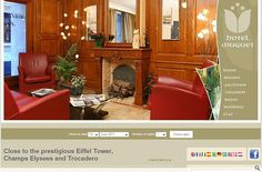 This is the OFFICIAL SITE of the discount hotel Muguet Paris in center of the Capital closer to the prestigious Eiffel Tower, Champs Elysees and Trocadero. Welcome to our charming and calm hotel!   ...