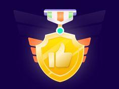 锅只是炒炒饭  Dribbble   Dribbble Game Design, Icon Design, Badge Icon, Game Props, Game Item, Game Assets, Game Ui, Character Art, Clip Art