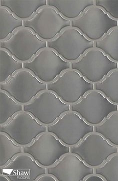 Incorporate this elegant pattern in your kitchen with the Modern Metal Lantern Mosaic tile in Stainless Steel. Shaw also offers Penny Round and Subway tiles in the classic Stainless Steel color. Decor, Home And Garden, House Design, Home Projects, Stainless Steel Tile, Modern, Metal Lanterns, Home Kitchens, Flooring