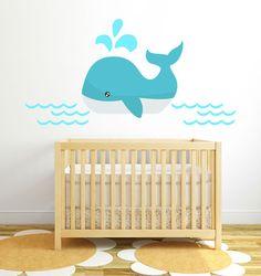Wodny świat - wielorybek