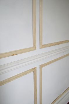 Diy d e s i g n installing molding panels this is possibly the dining room remodel installing wall panels solutioingenieria Choice Image