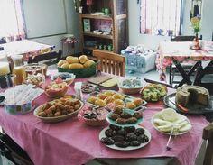 Todos os sábados temos Buffet de Café da Manhã, coma a vontade por R$14,90 Reúna os amigos e sejam bem vindos!