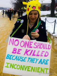 14 Mind-Blowing Signs at March for Life 2019 | Matthew Schneider