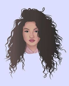 Digital drawing of Dytto by @hannahapril_