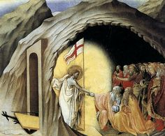 Holy Saturday- The Harrowing of Hell