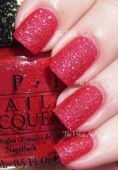 OPI Liquid Sand Magazine Cover Mouse