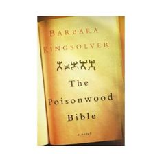 the nature of god in the poisonwood bible by barbara kingsolver Introduction the poisonwood bible is a novel written by barbara kingsolver during 1998 the god that tends to their needs.
