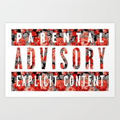 1000 Images About Parental Advisory Appareral On