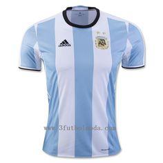 Argentina 2016 copa America thai camiseta de futbol S-XL,gratis envio pago credit card,paypal mas baratos 12-15eur 3futbolmoda.com sin aduana problems
