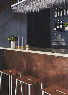 Restaurant Visit: Fedtegreven Bistro Bodega in Copenhagen: Remodelista