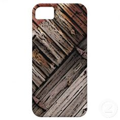 Old Barn Wood Abstract iPhone 5 Case