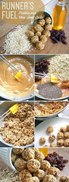 Eat Stop Eat To Loss Weight - Runners Fuel Protein Chia Seed Balls - Camp Makery - healthy, health foods, clean eating, runners - In Just One Day This Simple Strategy Frees You From Complicated Diet Rules - And Eliminates Rebound Weight Gain