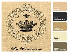 Chip It! by Sherwin-Williams – Home Roycroft, Image Map, Design Seeds, Colour Combinations, Ui Design, Color Palettes, Color Inspiration, Lily, Colors
