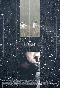Alternative Hunger Movie Poster designed at Kellerhouse