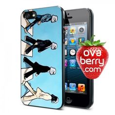The Beatles Star Wars iPhone and Samsung Galaxy Phone Case