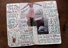 Journaling August 2010 by Paper Relics (Hope W. Karney), via Flickr