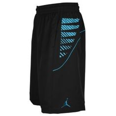 Jordan AJ Players Flight Short - Men's at Champs Sports Nike Outfits, Sport Outfits, Cool Outfits, Fashion Outfits, Monokini, Track Pants Mens, Moda Fitness, Sport Pants, Athletic Outfits