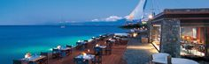 Dining at Elounda Bay Palace Hotel: #restaurants #elounda, #lounges #crete, #cretan #cuisine