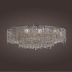 Demeter - Murano Plus Pendant Lighting, Chandelier, Entrance Ways, Bulb, Pendants, Ceiling Lights, Crystals, Modern, Candelabra