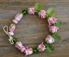 Handmade-Glass-Pinky-Roses-Flower-SET-bead-Lampwork-Craft-Supplies-60